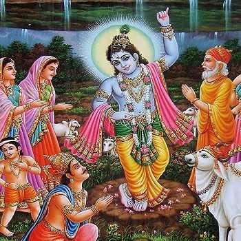 Govardhan Aarti